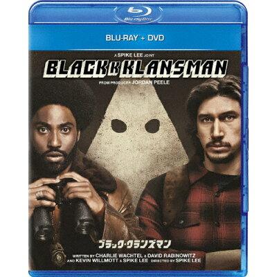 ブラック・クランズマン ブルーレイ+DVDセット/Blu-ray Disc/GNXF-2482