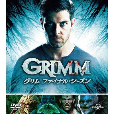 GRIMM/グリム ファイナル・シーズン バリューパック/DVD/GNBF-5330