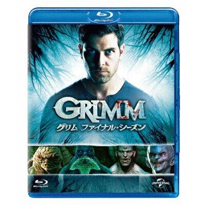 GRIMM/グリム ファイナル・シーズン ブルーレイ バリューパック/Blu-ray Disc/GNXF-2505