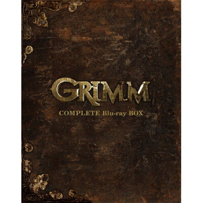 GRIMM/グリム コンプリート ブルーレイBOX/Blu-ray Disc/GNXF-2506