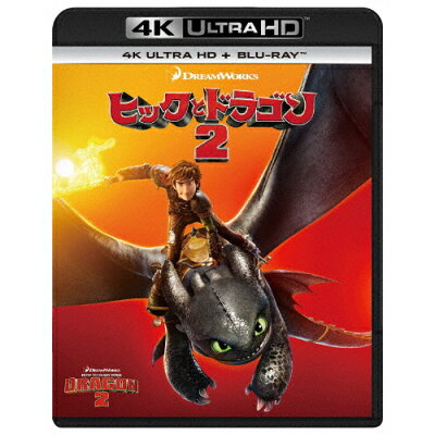 ヒックとドラゴン2 4K Ultra HD+ブルーレイ/DRBX-1038