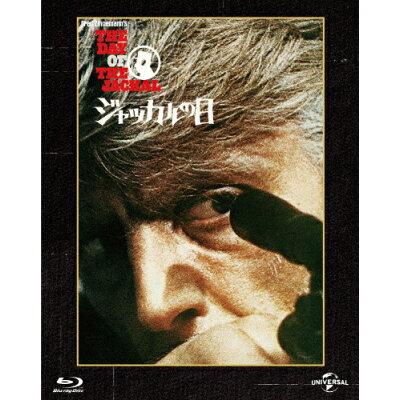ジャッカルの日 ユニバーサル思い出の復刻版 ブルーレイ/Blu-ray Disc/GNXF-2513