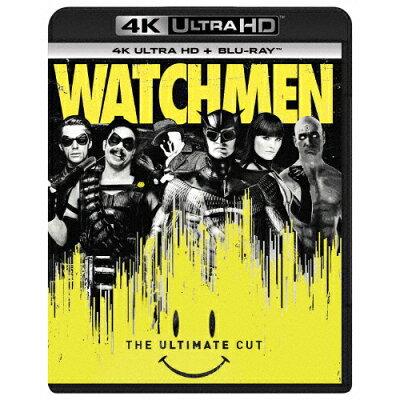 ウォッチメン アルティメット・カット版 4K Ultra HD+ブルーレイ/PJXF-1332
