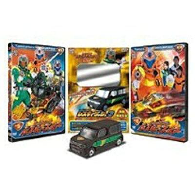 トミカヒーロー レスキューファイアー VOL.5&6+レスキュートミカシリーズ レスキューダッシュ3<限定カラー>セット/DVD/DVWS-4