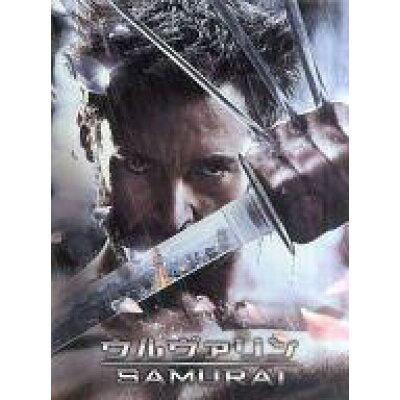 パンフ ウルヴァリン:samurai