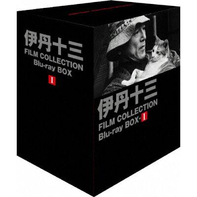 伊丹十三 FILM COLLECTION Blu-ray BOX I/Blu-ray Disc/TBR-21388D