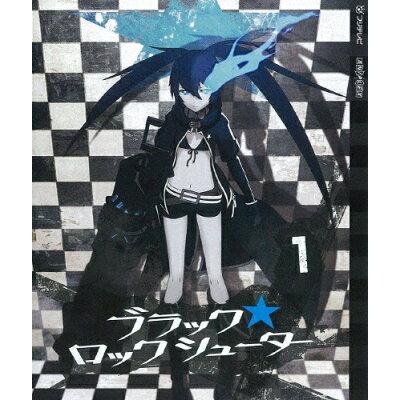 ブラック★ロックシューター 第1巻/Blu-ray Disc/TBR-22202D