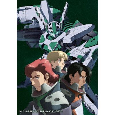 銀河機攻隊 マジェスティックプリンス VOL.7/Blu-ray Disc/TBR-23157D