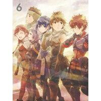 灰と幻想のグリムガル Vol.6 DVD/DVD/TDV-26082D