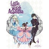 リトルウィッチアカデミア Vol.4 Blu-ray/Blu-ray Disc/TBR-27089D