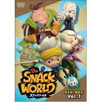 スナックワールド DVD-BOX Vol.1/DVD/TDV-27324D