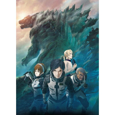 GODZILLA 怪獣惑星 DVD スタンダード・エディション/DVD/TDV-28170D