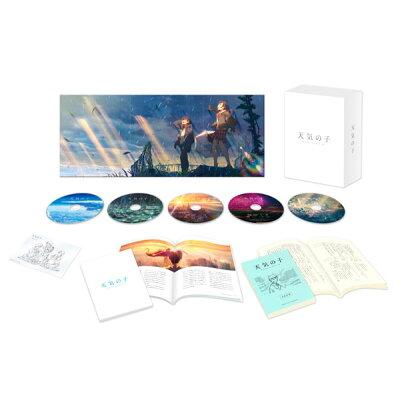 「天気の子」Blu-ray コレクターズ・エディション 4K Ultra HD Blu-ray同梱(初回生産限定)/Blu-ray Disc/TBR-30000D