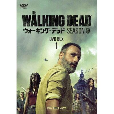 ウォーキング・デッド9 DVD-BOX1/DVD/DABA-5581