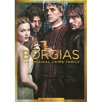 ボルジア家 愛と欲望の教皇一族 セカンド・シーズン/DVD/PPS-130824