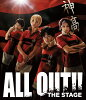 ALL OUT!! THE STAGE[Blu-ray]/Blu-ray Disc/ACXW-10958