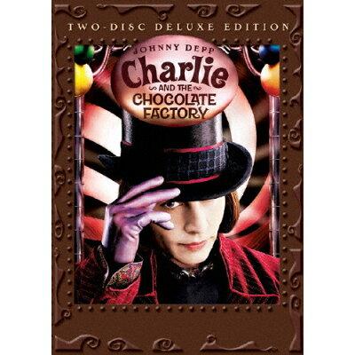 チャーリーとチョコレート工場 特別版/DVD/DLW-59337