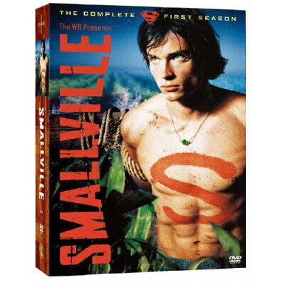 SMALLVILLE/ヤング・スーパーマン<ファースト・シーズン>DVDコレクターズ・セット1/DVD/SD-115