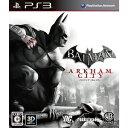バットマン:アーカム・シティ コレクターズエディション/PS3/BLJM60400/C 15才以上対象