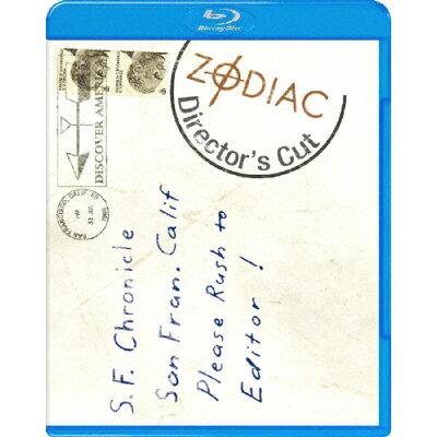 ゾディアック ディレクターズカット/Blu-ray Disc/CWBA-Y11047