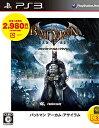 バットマン:アーカム・アサイラム(WARNER THE BEST)/PS3/BLJM60496/C 15才以上対象