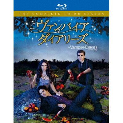 ヴァンパイア・ダイアリーズ〈サード・シーズン〉 コンプリート・ボックス/Blu-ray Disc/1000330726