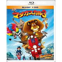 マダガスカル3 ブルーレイ&DVD/Blu-ray Disc/DFXX-56355