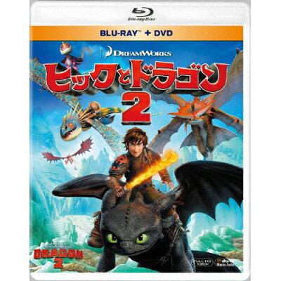 ヒックとドラゴン2 ブルーレイ&DVD/Blu-ray Disc/FXXX-56899