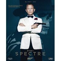007 スペクター 2枚組ブルーレイ&DVD〔初回生産限定〕/Blu-ray Disc/MGXF-64760