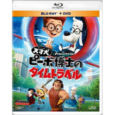 天才犬ピーボ博士のタイムトラベル ブルーレイ&DVD/Blu-ray Disc/FXXX-56897