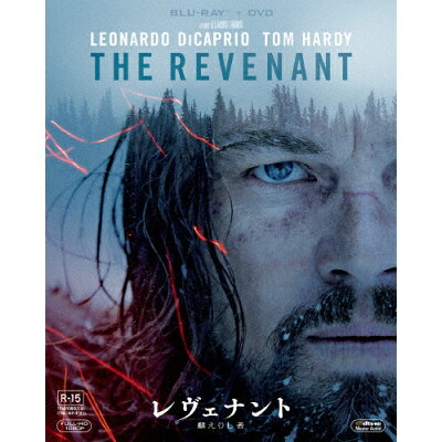 レヴェナント:蘇えりし者 2枚組ブルーレイ&DVD〔初回生産限定〕/Blu-ray Disc/FXXF-64709