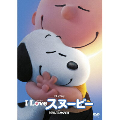 I LOVE スヌーピー THE PEANUTS MOVIE/DVD/FXBW-58882