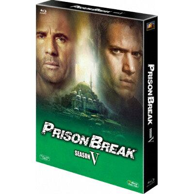 プリズン・ブレイク シーズン5 ブルーレイBOX/Blu-ray Disc/FXXA-70820