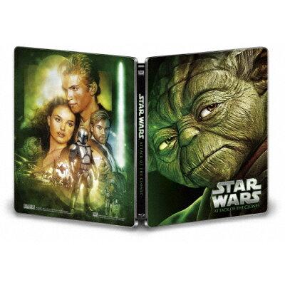 スター・ウォーズ エピソードII/クローンの攻撃〔数量限定生産〕/Blu-ray Disc/FXXE-22545