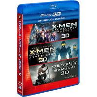 X-MEN 3D2DブルーレイBOX/Blu-ray Disc/FXXKA-86721