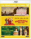 ウェス・アンダーソン ブルーレイコレクション/Blu-ray Disc/FXXA-63217