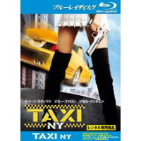 TAXI NY ブルーレイディスク