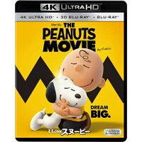 I LOVE スヌーピー THE PEANUTS MOVIE<4K ULTRA HD+3D+2Dブルーレイ>/Blu-ray Disc/FXHA-58882