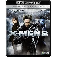 X-MEN2<4K ULTRA HD+2Dブルーレイ>/Blu-ray Disc/FXHA-24224