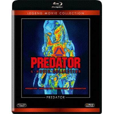 プレデター ブルーレイコレクション/Blu-ray Disc/FXXZ-89033