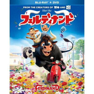 フェルディナンド 2枚組ブルーレイ&DVD/Blu-ray Disc/FXXF-69661