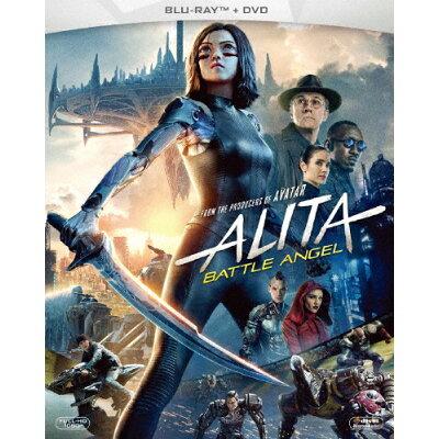 アリータ:バトル・エンジェル 2枚組ブルーレイ&DVD/Blu-ray Disc/FXXF-83297