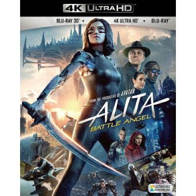 アリータ:バトル・エンジェル<4K ULTRA HD+3D+2Dブルーレイ>/FXHA-83297