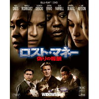 ロスト・マネー 偽りの報酬 2枚組ブルーレイ&DVD/Blu-ray Disc/FXXF-86600