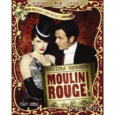ムーラン・ルージュ ブルーレイ&DVDセット/Blu-ray Disc/FXXF-19945