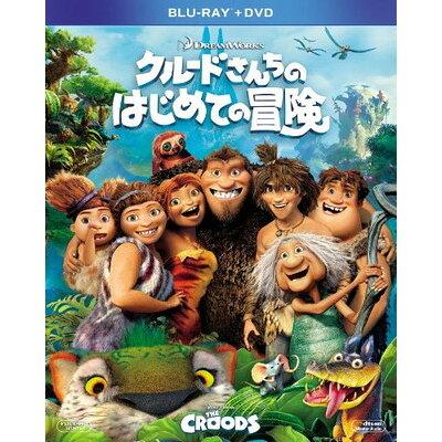 クルードさんちのはじめての冒険 2枚組ブルーレイ&DVD〔初回生産限定〕/Blu-ray Disc/FXXF-52646