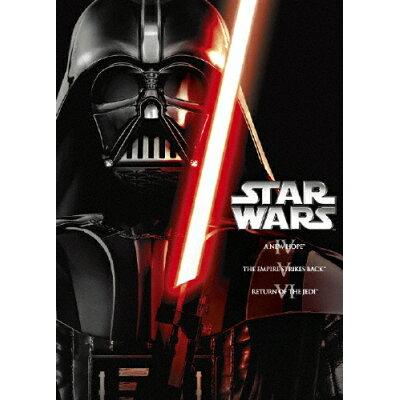 スター・ウォーズ オリジナル・トリロジー DVD-BOX<3枚組>〔初回生産限定〕/DVD/FXBA-52298