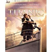 タイタニック 3D・2Dブルーレイセット<3枚組>/Blu-ray Disc/FXXKA-52497