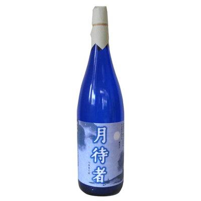 清酒 月待者 純米酒