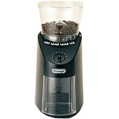デロンギ コーン式コーヒーグラインダー KG364J(1台)
